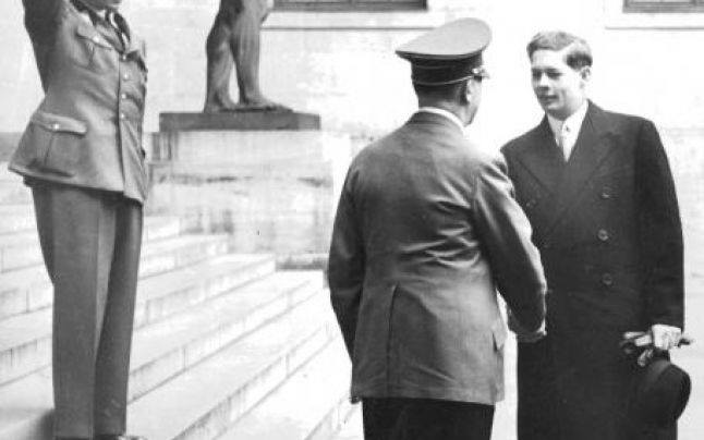 King Michael Romania Adolf Hitler
