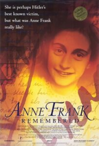anne frank remembered movie review
