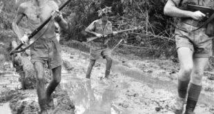 australian soldiers milne bay