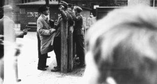 danish resistance german ss soldiers copenhagen