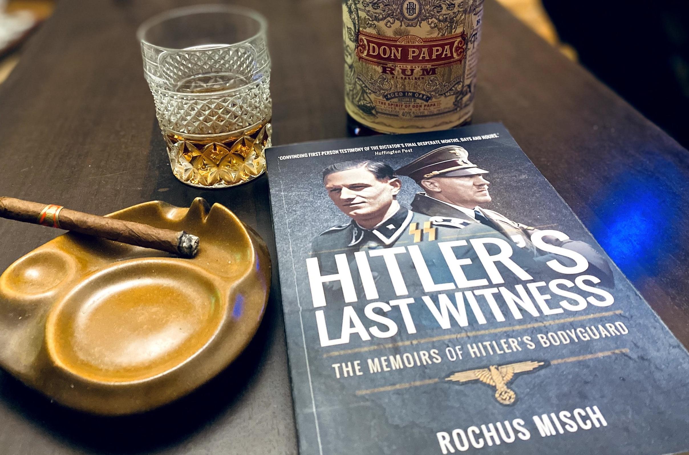 hitler last witness rochus misch book review