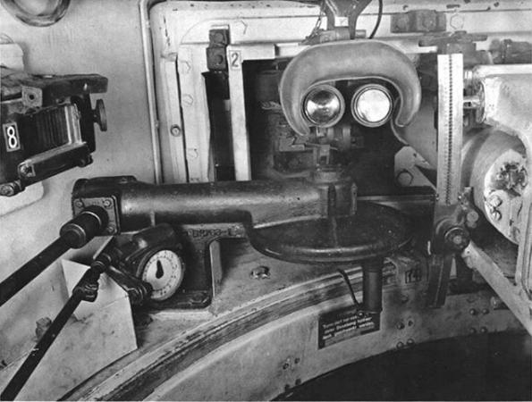 insider tiger 1 tank gunner
