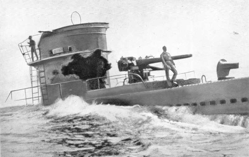 italian submarine cobalto