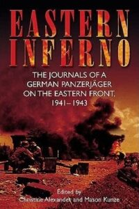 journals of a german panzerjager eastern front book review