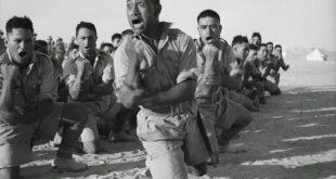 maori soldiers haka world war 2 greece royal family egypt