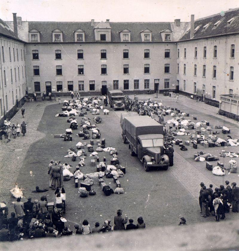 mechelen transit camp