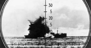 periscope view u-boat