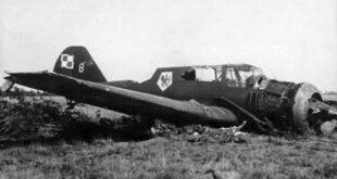 polish pzl23 karas aircraft ww2
