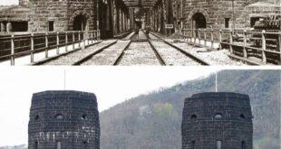 remagen bridge then and now