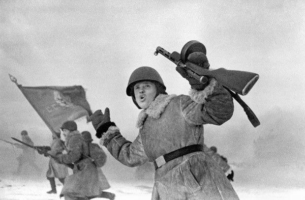 siege of leningrad soviet soldier world war 2