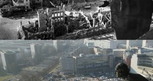 then and now dresden