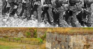 then and now georges blind execution belfort citadel