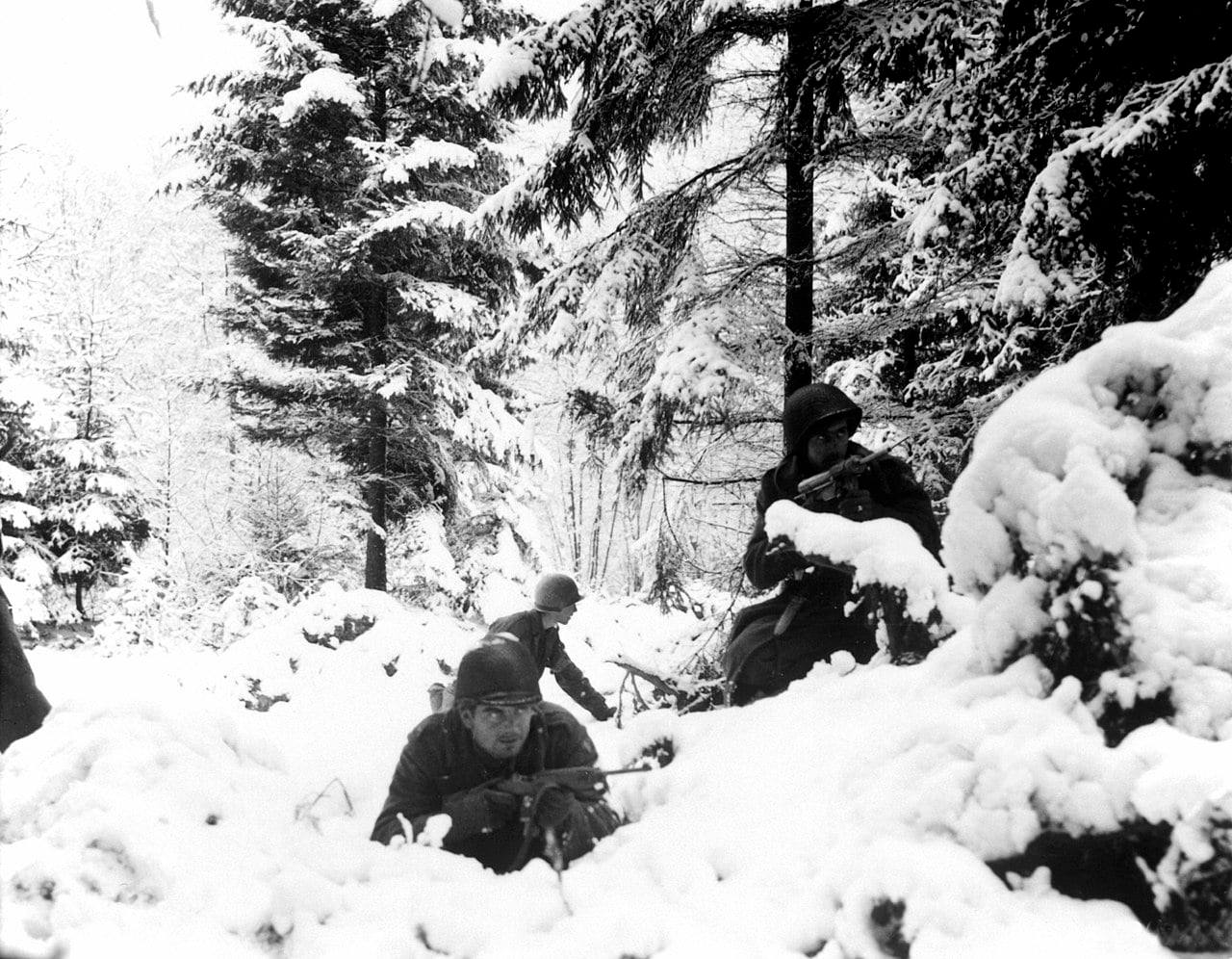 us soldiers battle of the bulge