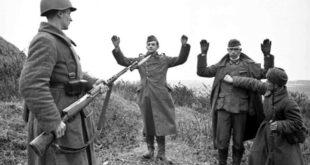 wehrmacht soldiers surrender