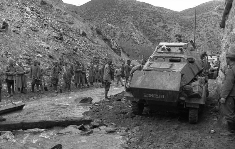 yugoslav soldiers bulgaria ww2