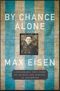 by chance alone max eisen book review