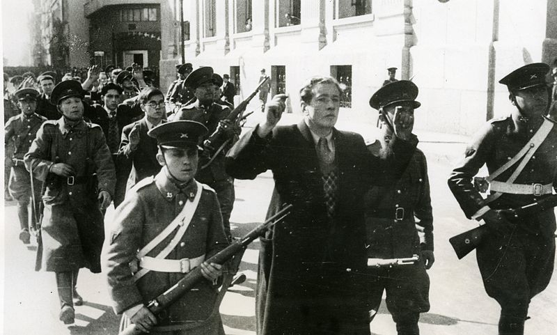 chile nazi party