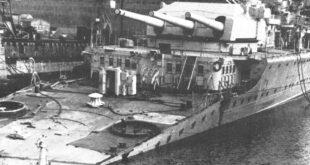 heavy cruiser lutzow