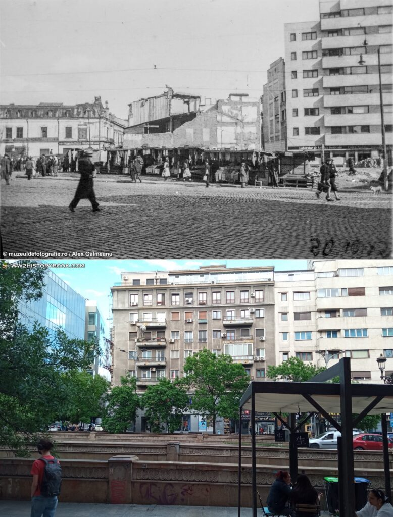 cocor unirii then and now