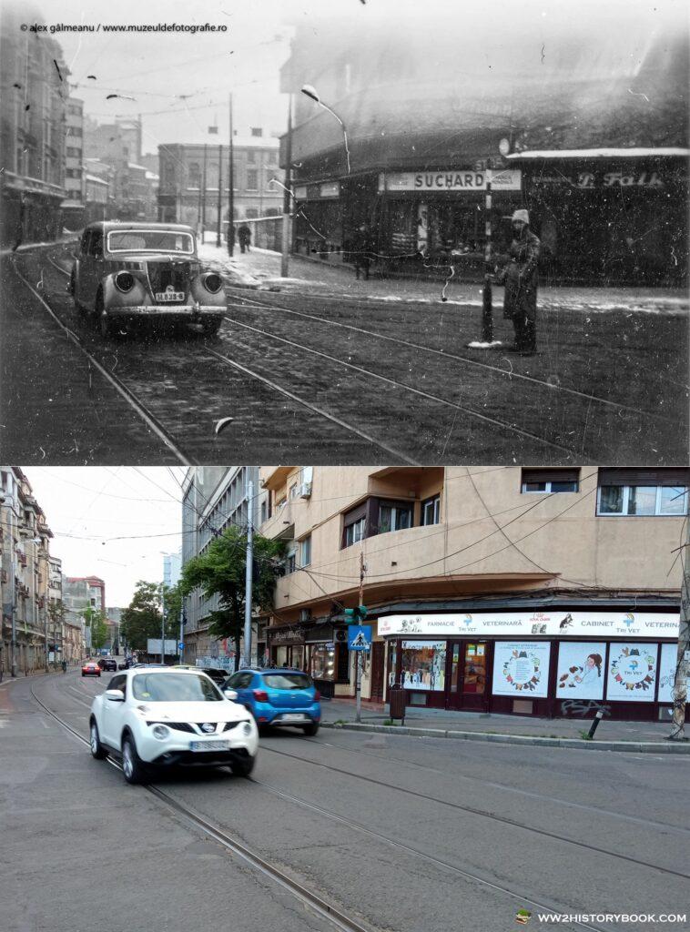 hristo botev mosilor then and now